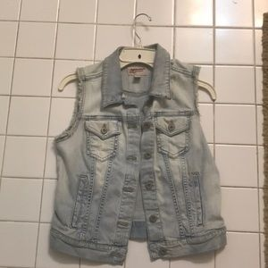Jackets & Coats - Arizona denim vest
